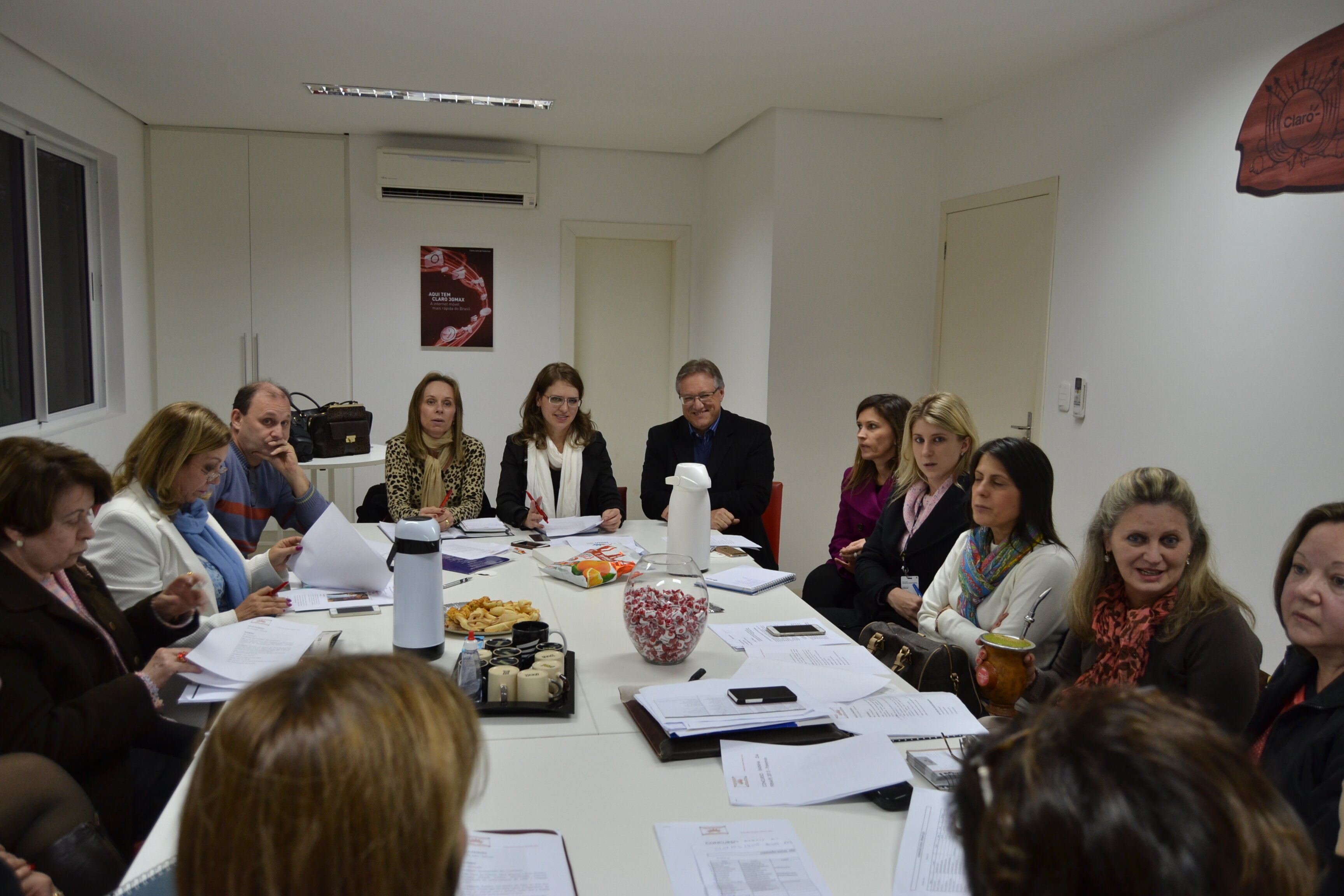 3 Reunião da Comissão Social