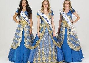 Rainha e Princesas Frinape 2015
