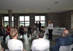 Reunião com os coordenadores de torcida (1)