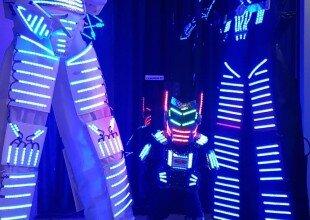 Robôs estarão no Salão da Inovação